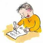 Malý spisovatel