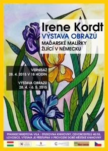 Výstava Irene Kordt 2-1