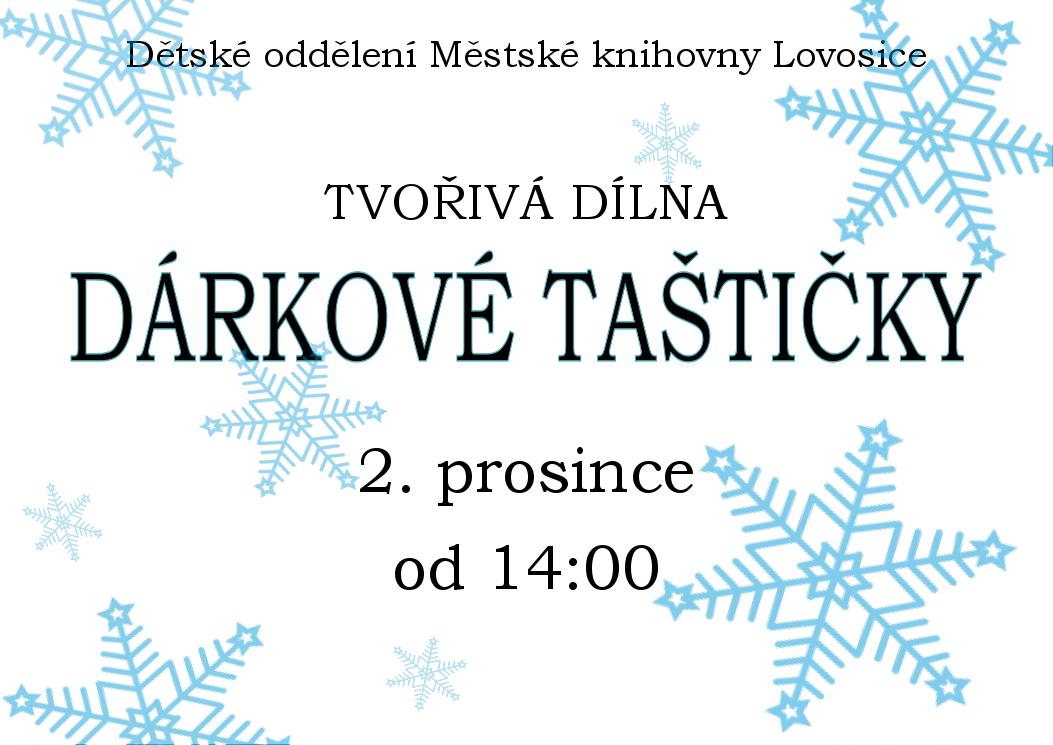 darkove tasticky