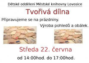 plakát pohledy a obálky